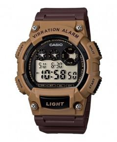 นาฬิกาผู้ชาย Casio 10 Year Battery รุ่น W-735H-5AV ของใหม่ ของแท้