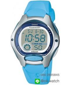 นาฬิกา Casio 10 Year Battery รุ่น LW-200-2BV ของใหม่ ของแท้