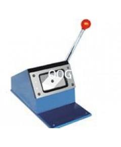 เครื่องตัดบัตรพลาสติกหรือแผ่นแม่เหล็กยาง ขนาด 5*7.5ซม.