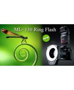 ML-150 Macro Ring flash for Nikon Canon