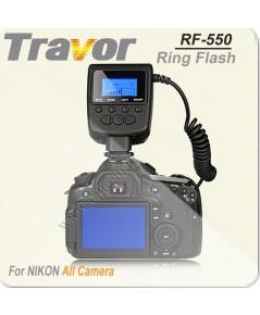 RF-550 Travor LED Macro ring flash for Canon  Nikon