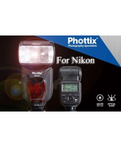 Phottix Mitros i-TTL iTTL FLASH FOR Nikon Hi Speed Sync