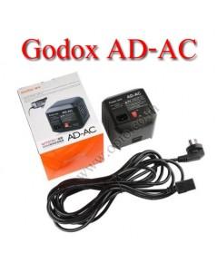 AD-AC Godox Power Source AC Adapter Cable for AD600 AD600B AD600BM AD600M 8700mAh อะแดปเตอร์โกดอก