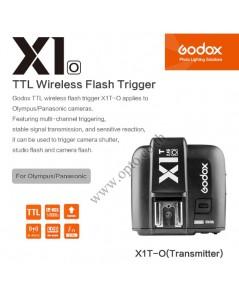 Godox X1T-O Auto TTL 2.4Ghz Wireless Trigger TX for Olympus Panasonic Flash ตัวส่งแฟลชไร้สายแบบออโต้
