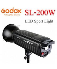 Godox SL200 SL-200 5500K Sport Light for Video and Photographer ไฟLEDสปอร์ตไลท์สำหรับวีดีโอ