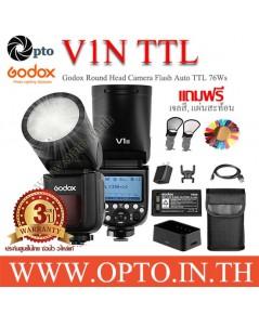 V1N Godox Flash Auto TTL For Nikon V1 Series with Battery แฟลชโกดอกพร้อมแบตเตอรี่