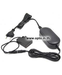 CP-W126 AC Adapter Battery NP-W126 for Fuji Camera XA XT XE XH แบตเตอรี่แบบเสียบปลั๊กไฟหรือUSB