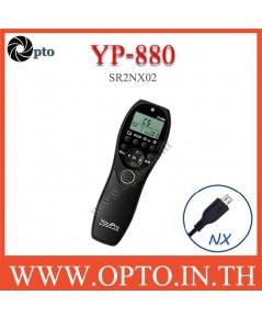 YP-880 YouPro SR2NX02 wired Timer Remote Switch For Samsung NX1 NX200 NX500 รีโมทตั้งเวลา