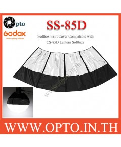 SS-85D Godox Softbox Skirt Cover Compatible with CS-85D Lantern Softbox