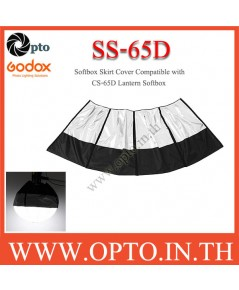 SS-65D Godox Softbox Skirt Cover Compatible with CS-65D Lantern Softbox