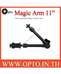 11inch Adjustable Magic Friction Arm for DSLR Rig LCD Monitor LED Flash Light