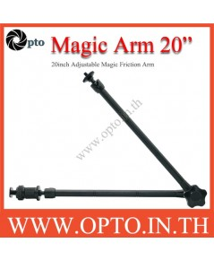 20inch Adjustable Magic Friction Arm for DSLR Rig LCD Monitor LED Flash Light