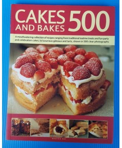 CAKES AND BAKES 500