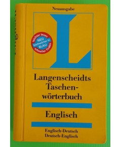 Englisch-Deutsch  Deutsch-Englisch