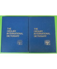 THE GROLER INTERNATIONAL DICTIONARY 2 เล่ม