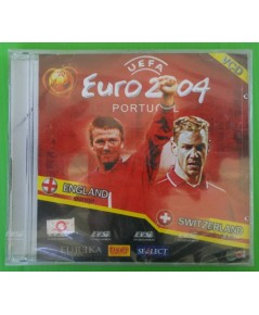 VCD ฟุตบอล EURO 2004  คู่ อังกฤษ-สวิตเซอร์แลนด์