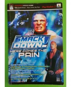คู่มือเฉลยเกม WWE Smack Down - Here Comes the Pain