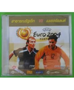 VCD ฟุตบอล EURO 2004  คู่ สาธารณรัฐเช็ก กับ เนเธอร์แลนด์