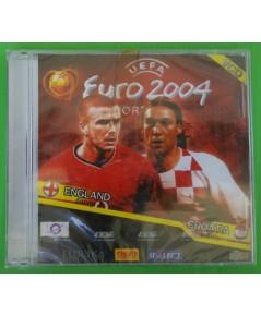 VCD ฟุตบอล EURO 2004  คู่ อังกฤษ-โครเอเชีย