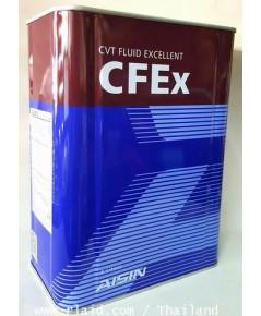 น้ำมันเกียร์ CVT CFEx AISIN
