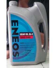 ENEOS น้ำมันเฟืองท้าย เบอร์ 140 GL-5