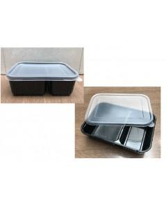 ภาชนะใส่อาหารที่ไมโครเวฟได้พร้อมฝา (Microwave contanier including lid)