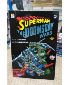 SUPERMAN  THE DOOMSDAY WARS (บงกช)