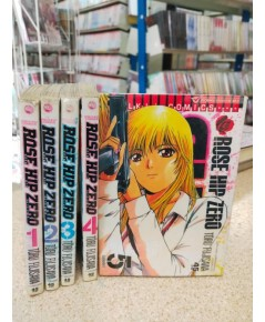 ROSE HIP ZERO พยัคฆ์สาวหมายเลข0 - toru fujisawa  (วิบูลกิจย์) 1-5จบ