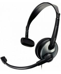 PHILIPS หูฟังโทรศัพท์มีสาย แบบครอบศรีษะ SHU 3000