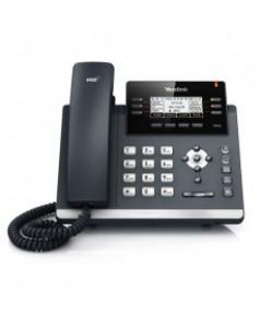 SIP-T42G Ultra-elegant Gigabit IP Phone ราคา 6,500.-