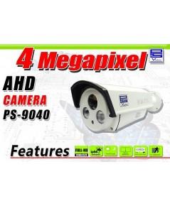 PS-9040 กล้องวงจรปิด AHD PS Vision คมชัดสูง ความละเอียดภาพ 4 ล้านพิกเซล ราคาเริ่มต้น 1800. รับประกัน