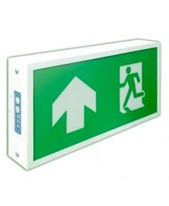 DLEX-B3LED ป้ายไฟ ทางออกฉุกเฉิน  Exit Emergency Light ราคา 2,350.- แบบ 1 หน้า  รับประกัน 2 ปี