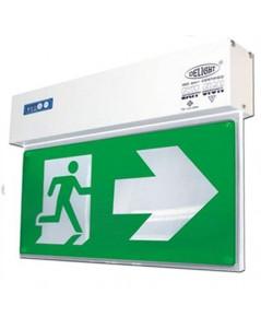 DLEX-SLS3LED ป้ายไฟ ทางออกฉุกเฉิน Exit Emergency Light ราคา 2,350.- แบบ 1 หน้า รับประกัน 2 ปี