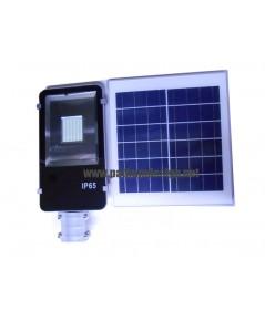 Solar cell Street Light โคมไฟถนน โซล่าร์เซล ขนาด 50 วัตต์ ราคา 3,500.- รับประกัน 1 ปี