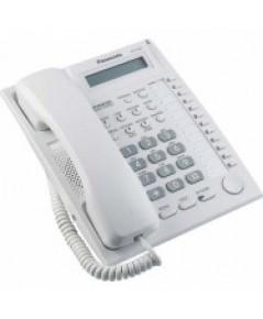 Panasonic โทรศัพท์คีย์ รุ่น KX-T7730 MX (สีขาว) ราคา 2,750.-