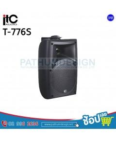 T-776S Outdoor box spekaer 60W, 100V, black