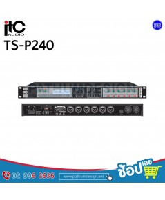 ITC TS-P240 ดิจิตอล โปรเซสเซอร์ DSP