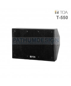 T-550 2-Way Coaxial Speaker System
