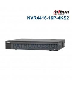 Dahua NVR4416-16P-4KS2