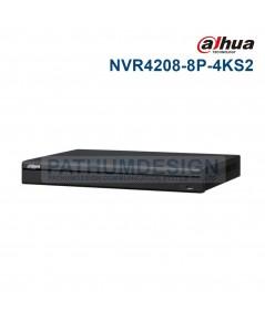 Dahau NVR4208-8P-4KS2