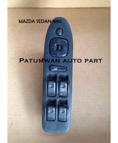 สวิทช์กระจกประตู ฝั่งคนขับ Mazda Sedan (มาสด้า ซีดาน) ปี1995