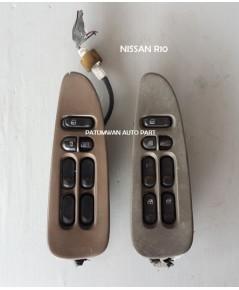 สวิทช์กระจกประตู Nissan Presea (นิสสัน ปรีเซีย) R10