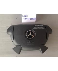 แอร์แบ๊คพวงมาลัย Mercedes-benz (เบ๊นซ์) CLK320 coupe