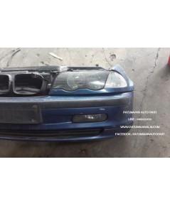 แผงหน้าตัดศอก BMW E46/1 รุ่นตาตก