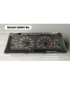 จอไมล์ Nissan Sunny B12 (นิสสัน ซันนี่ บี12) เกียร์ออโต้ จอเข็ม