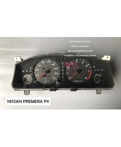 จอไมล์ Nissan Premera P11 (นิสสัน พรีมีร่า) เกียร์ออโต้ วัดรอบ x8000