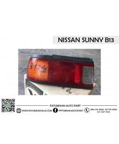 ไฟท้าย Nissan Sunny B13/1 (นิสสัน ซันนี่) ข้างซ้าย