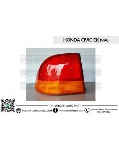 ไฟท้าย Honda Civic EK (ฮอนด้า ซีวิค) ปี 1996-2000 ข้างซ้าย