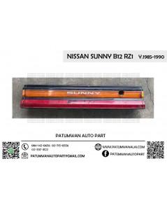 แผงต่อไฟท้าย Nissan Sunny B12 RZ-1 Coupe (นิสสัน ซันนี่ บี12) คูเป้ ปี 1985-1990