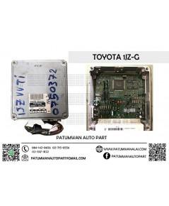 กล่องควบคุมเครื่อง ECU Toyota 1JZ-G 2WD (โตโยต้า) เกียร์ออโต้
